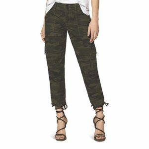 Sanctuary Standard Surplus Camo Cargo Pants 29P